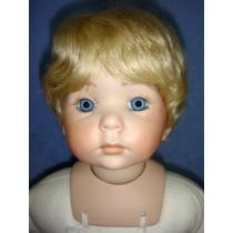 "|Wig - Bob - 16-17"" Pale Blond"