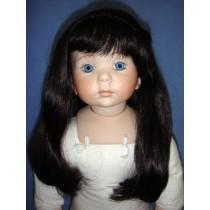 " Wig - Cheryl - 16-17"" Brown_Black"