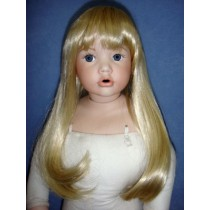 " Wig - Danielle - 16-17"" Pale Blonde"