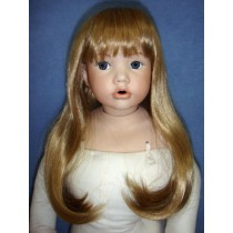 "|Wig - Danielle - 4-5"" Blond"