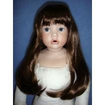 "|Wig - Danielle - 7-8"" Light Brown"