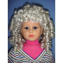 "|Wig - Heather - 8-9"" White"