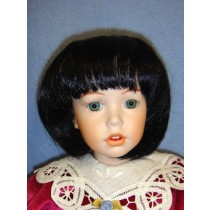 "|Wig - Holly - 11-12"" Black"