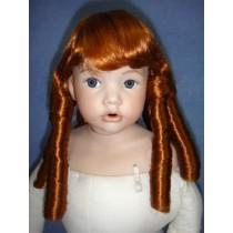 """ Wig -  Jullien - 12-13"""" Carrot"""