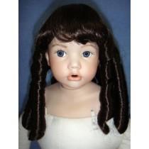 """ Wig -  Jullien - 14-15"""" Dark Brown"""