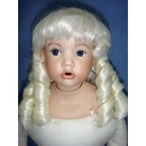 """ Wig -  Jullien - 16-17"""" White"""