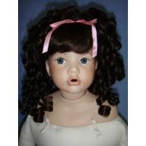 """ Wig - Lori - 12-13"""" Dark Brown"""