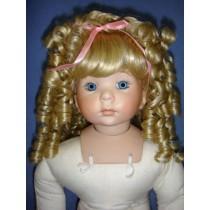 "|Wig - Lori - 7-8"" Pale Blond"