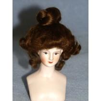 " Wig - Marlene - 5-6"" Light Brown"