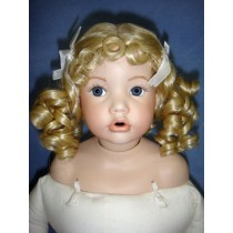 """ Wig - Molly - 14-15"""" Pale Blond"""