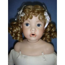 "|Wig - Molly - 5-6"" Blond"