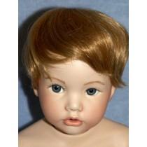 """ Wig - Newborn - 11-12"""" Blond"""