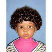 " Wig - Nikki - 12-13"" Brown"