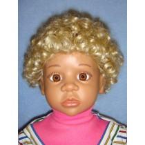 "|Wig - Nikki - 8-9"" Light Blond"