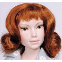 " Wig - Sabrina - 6-7"" Auburn"