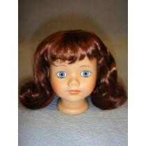 " Wig - Sabrina - 6-7"" Brown"