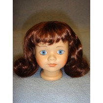 " Wig - Sabrina - 7-8"" Brown"