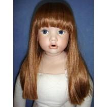 " Wig - Suzie - 16-17"" Light Strawberry"