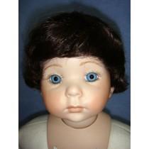 " Wig - Tracy - 16-17"" Dark Brown"