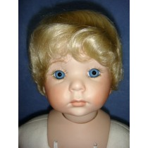 """ Wig - Tracy - 16-17"""" Pale Blond"""