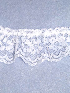 Gathered Lace