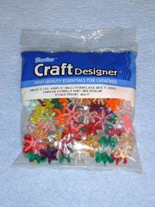 Starflake Beads