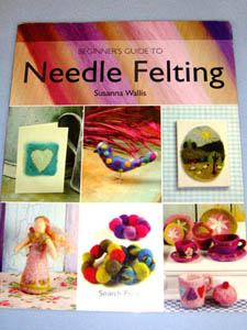 Needle Felting Books and Patterns