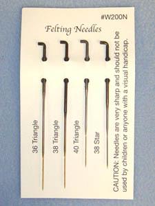 Needle Felting Needles