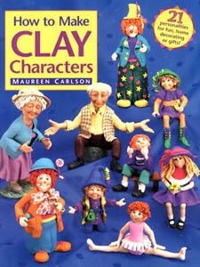 Clay and Glorfix Dolls