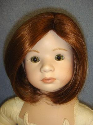 American Girl Wigs