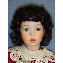 """Wig - Brittany - 10""""-11"""" Dark Brown"""