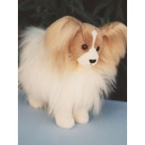 "10"" Papillon Dog Pattern"