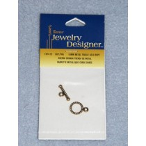 10mm Gold Rope Toggle - Pkg_1