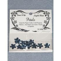10mm Petals - Light Blue