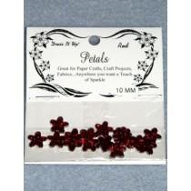 10mm Petals - Red