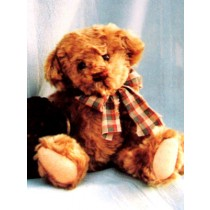 "|11"" Beary Grand Bear Pattern"