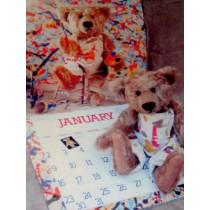 " 12"" Arthur Bear Pattern"