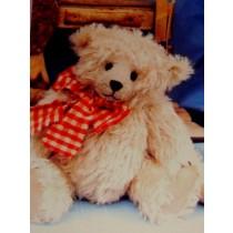 " 12"" Baby Ian Vintage Bear Pattern"