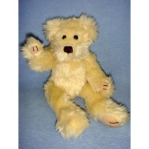 "12"" Old-Fashioned Jointed Bear - Cream"