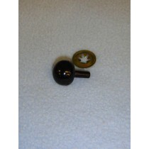 Nose - 12mm Black Ball Pkg_50