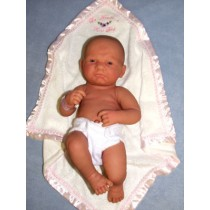 "14"" La Newborn - First Day - Girl"
