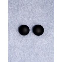 14mm Black Matte Finish Glass Eye Pkg_2