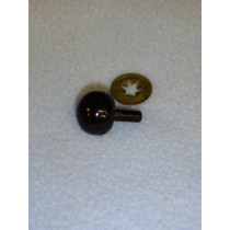 Nose - 15mm Black Ball Pkg_50