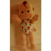 "16"" Cupie Cloth Doll Pattern"