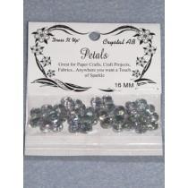16mm Petals - Crystal