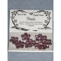 16mm Petals - Light Pink