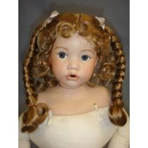 """17-18"""" Blond Ruby Wig"""