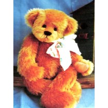 "|17"" Simon Bear Pattern"