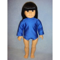 "18"" Blue Leotards"