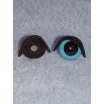 18mm Black Eyelids - Pkg_5 pr
